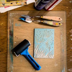 sally anne morgan print workshop